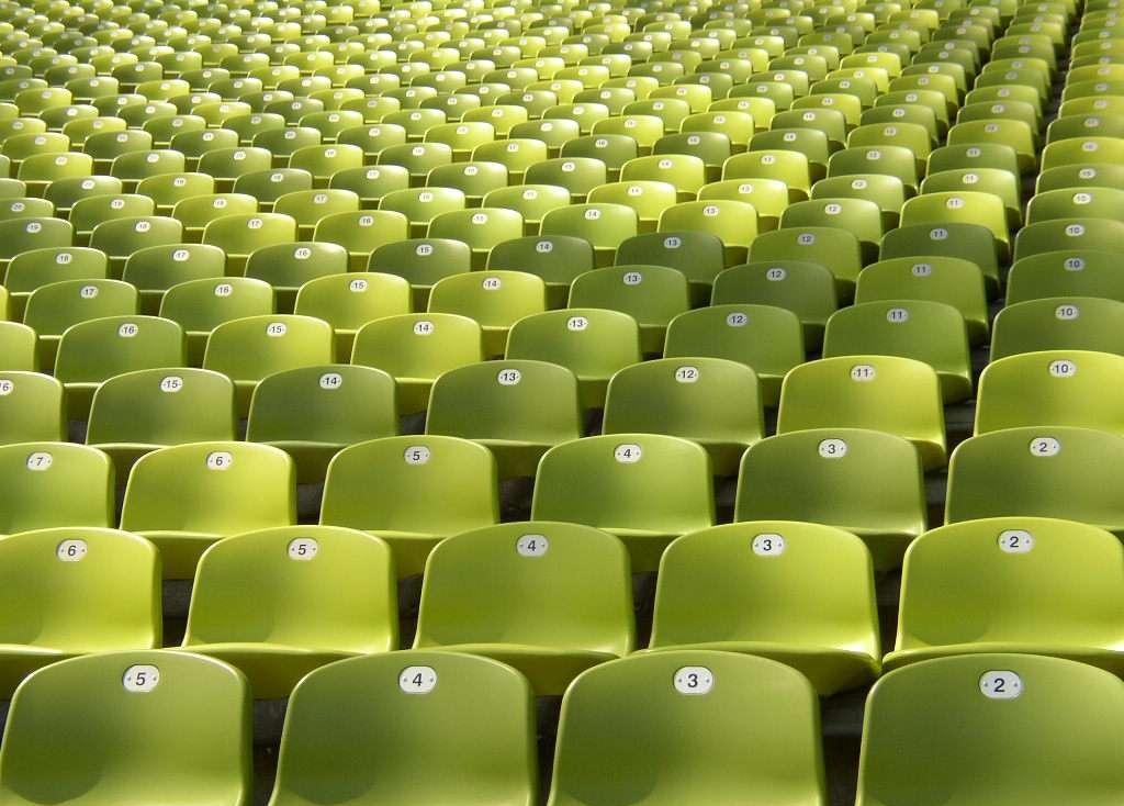 Cách đánh số ghế hội trường