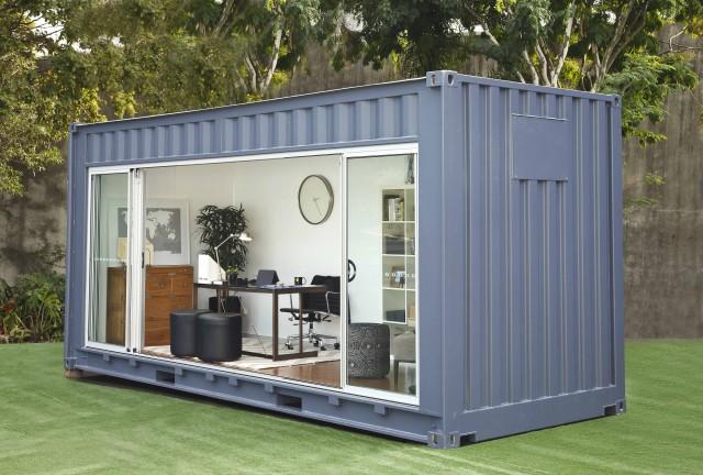 Thiết kế container văn phòng giúp doanh nghiệp tiết kiệm chi phí