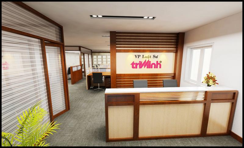 Lựa chọn màu sắc phù hợp trong thiết kế văn phòng luật sư