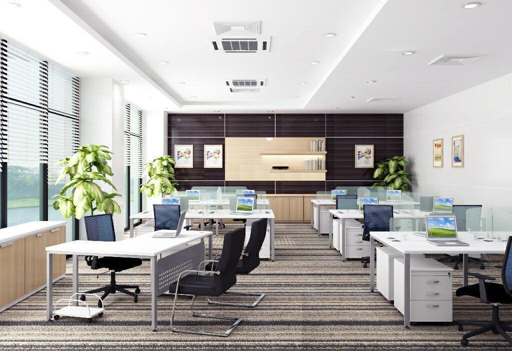 Thiết kế văn phòng cao ốc tạo sự khác biệt