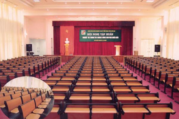 Xưởng đóng bàn ghế hội trường uy tín