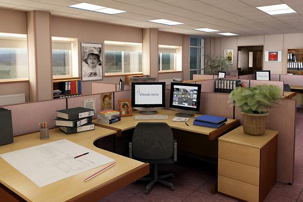 Bố trí nội thất theo phong thủy với không gian văn phòng