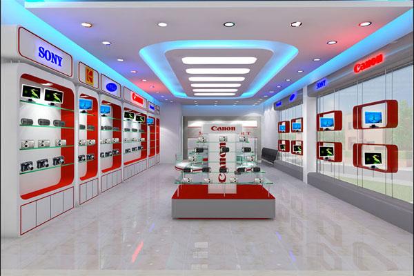 Thiết kế showroom tạo sự thoải mái, dễ chịu cho khách hàng