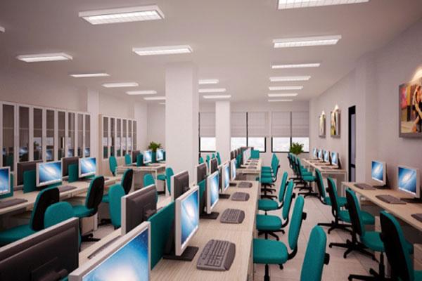 Thi công hệ thống mạng văn phòng chuyên nghiệp