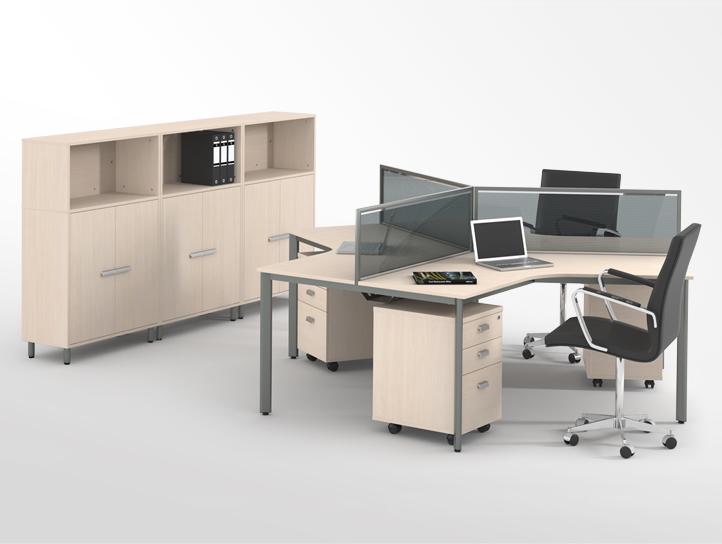 Lựa chọn ghế văn phòng phù hợp với bàn làm việc