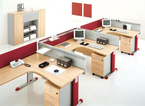 Thiết kế văn phòng mini với việc bố trí nội thất khoa học