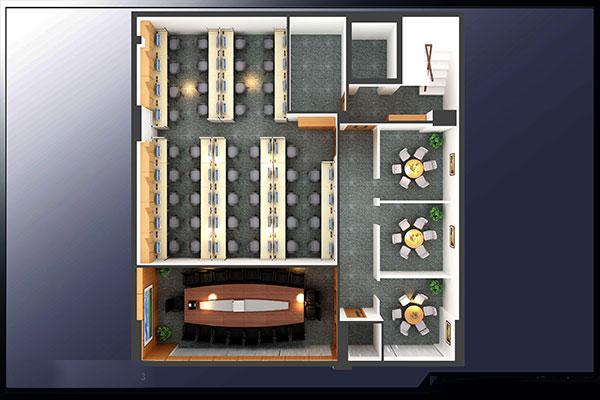 Rõ ràng, minh bạch rong báo giá thiết kế nội thất văn phòng làm việc là tiêu chí của nội thất Dương Gia.