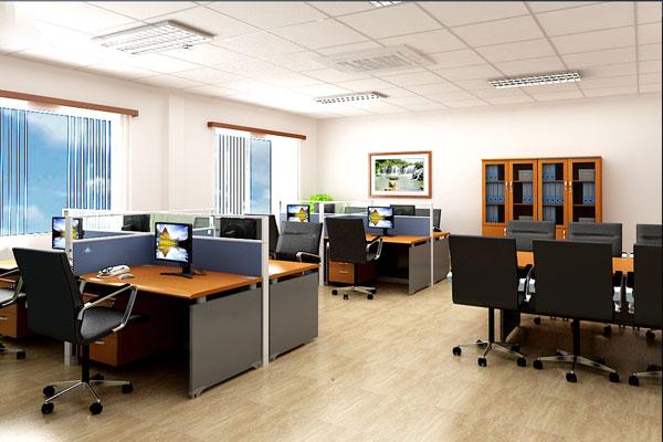 Thiết kế văn phòng mini