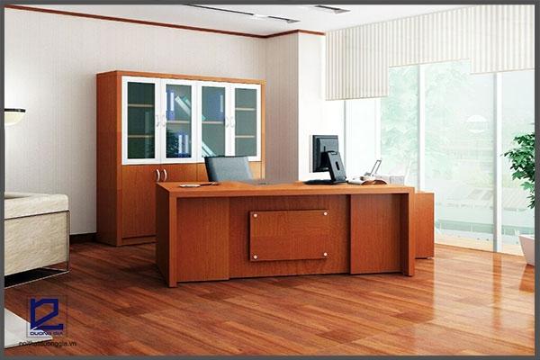 Báo giá mẫu bàn làm việc bằng gỗ mới nhất hiện nay