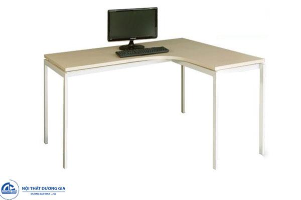 Bàn văn phòng BLP16-CH kiểu dáng đơn giản, hiện đại.