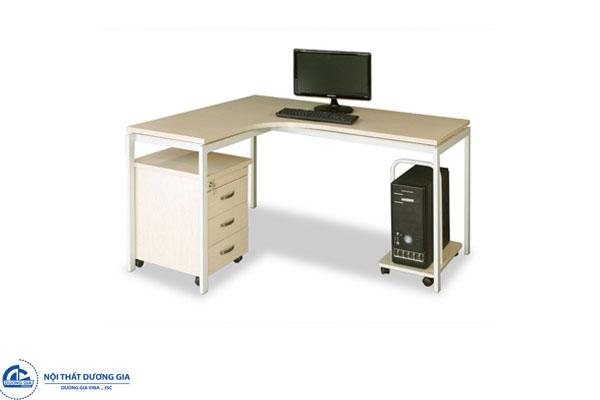 Bàn văn phòng BLT16-CH chữ L giá rẻ