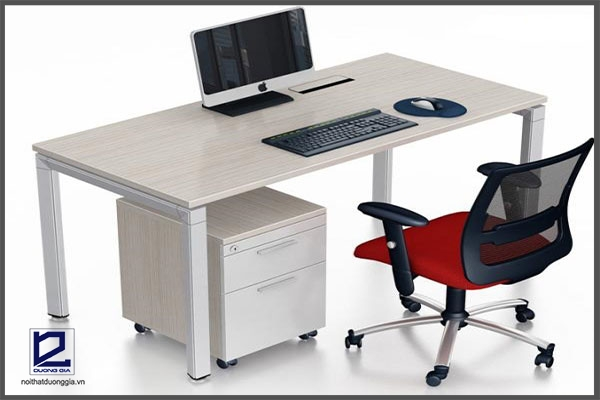 Điểm danh những mẫu bàn làm việc chân gấp giá rẻ, chất lượng