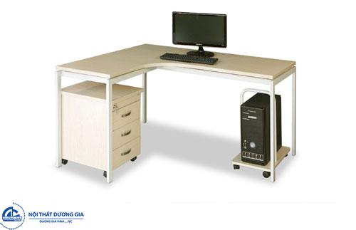 Mẫu bàn làm việc đẹp hiện đại Simple - bàn BLT16-CH