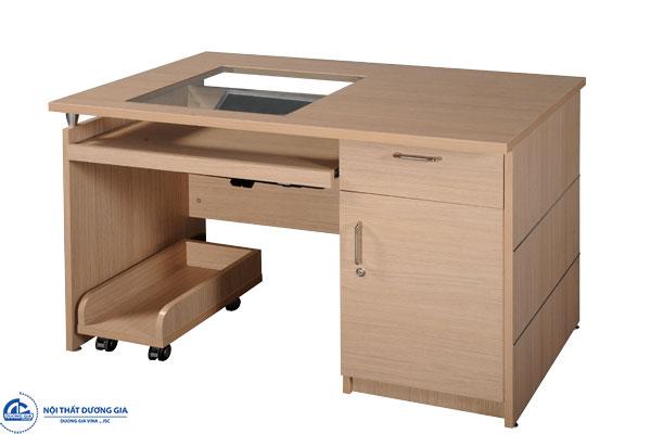 Nội thất Dương Gia cung cấp bàn làm việc giá rẻ, chất lượng - bàn HRM120