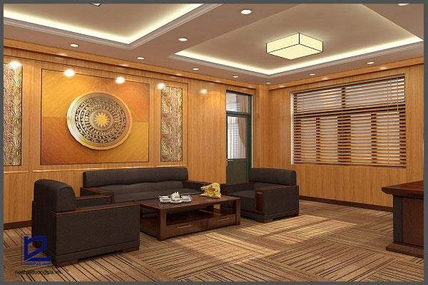 Công ty thiết kế nội thất phòng Giám đốc uy tín
