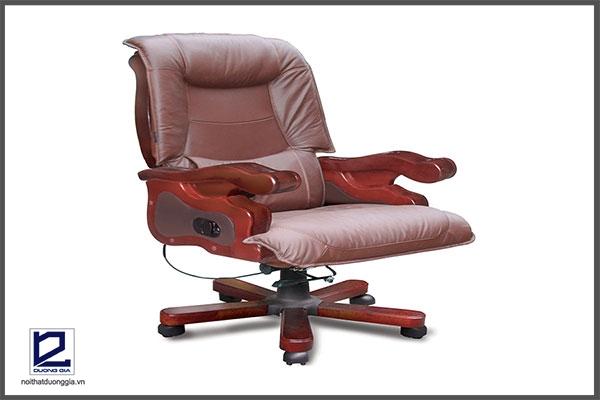 Mua ghế làm việc bằng gỗ ở đâu rẻ, chất lượng