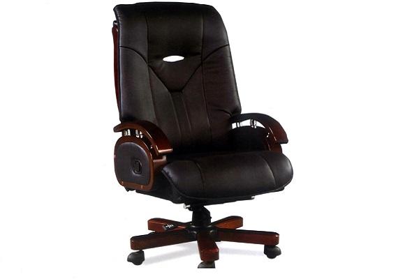 Ghế da văn phòng cao cấp.