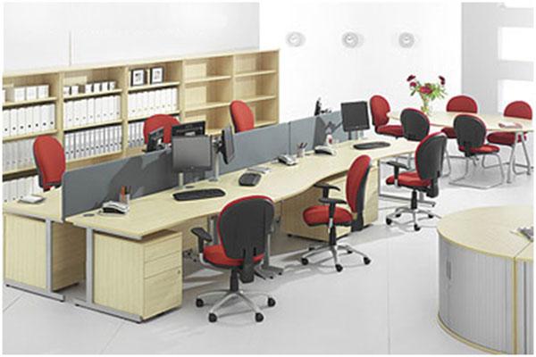 Ghế làm việc dùng cho văn phòng nhỏ.