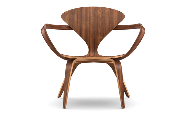Ghế làm việc bằng gỗ mẫu 2