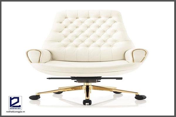 Đẹp và chất lượng, song phải mất quá nhiều thời gian để sở hữu dòng sản phẩm ghế làm việc nhập khẩu.