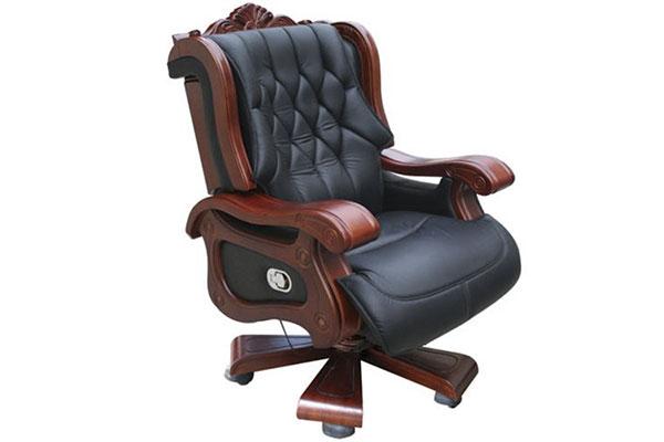 Thiết kế nội thất phòng Giám đốc theo phong thủy - cách lựa chọn ghế Giám đốc
