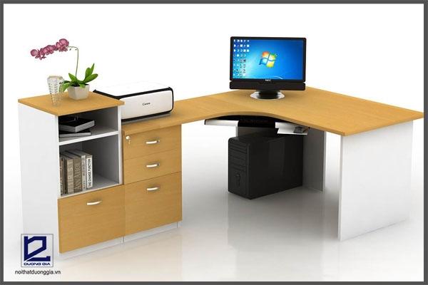 Tìm hiểu các kích thước thông dụng của bàn làm việc văn phòng