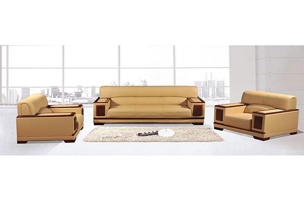 Lựa chọn sofa cho phòng Giám đốc - Mẫu 02