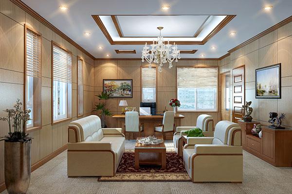 Lựa chọn sofa cho phòng Giám đốc