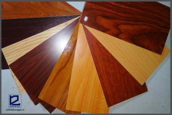 Ván gỗ công nghiệp MFC
