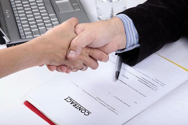 Mẫu hợp đồng thi công nội thất khoa học, chuyên nghiệp nhất 2017