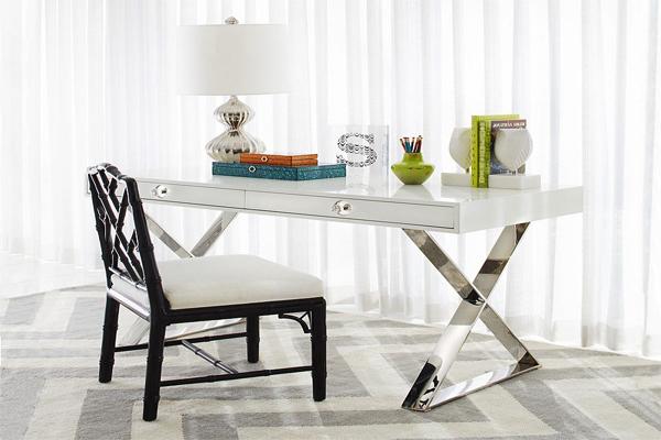 Những mẫu bàn làm việc hiện đại kiến tạo không gian lý tưởng.