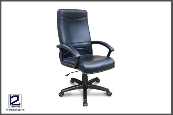 Ghế văn phòng bọc da SG704B