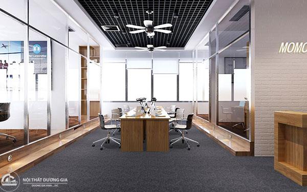Mua nội thất văn phòng ở Hà Nội cần phải chú ý tới những vấn đề gì?