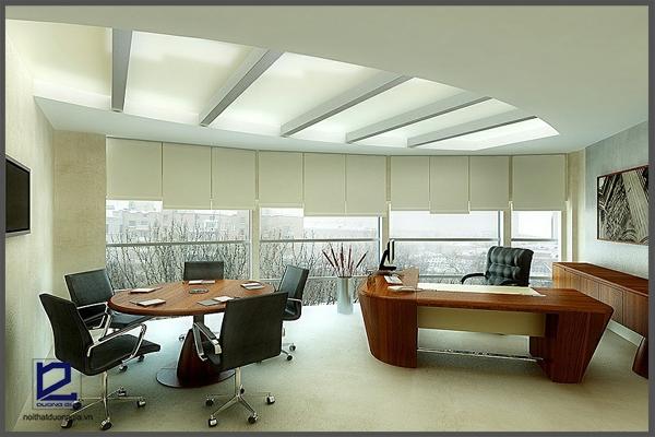 Những mẫu thiết kế nội thất theo không gian mở 2017