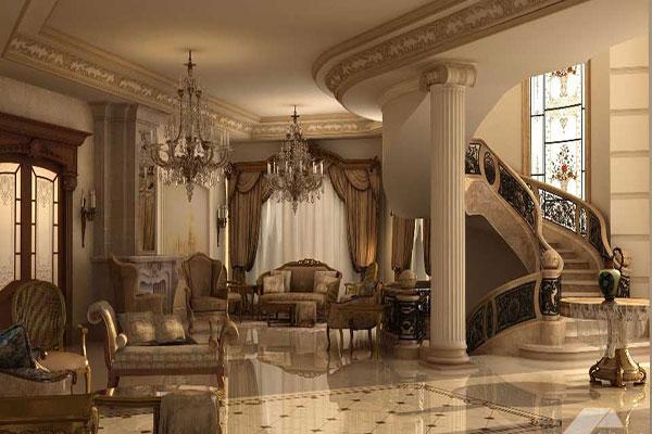 Chiêm ngưỡng những mẫu thiết kế nội thất cổ điển ấn tượng nhất 2017