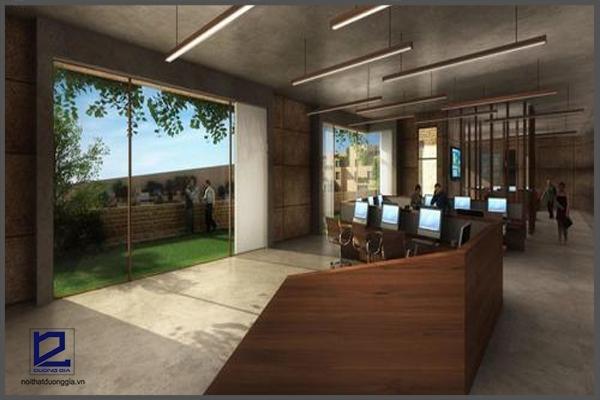 Ý tưởng không gian văn phòng độc đáo tại Ấn Độ