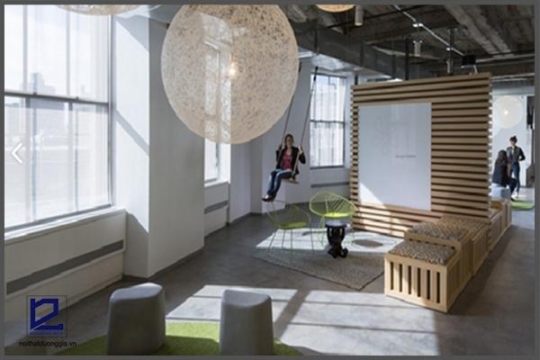 Ý tưởng văn phòng làm việc của Yelp tại Hoa Kỳ