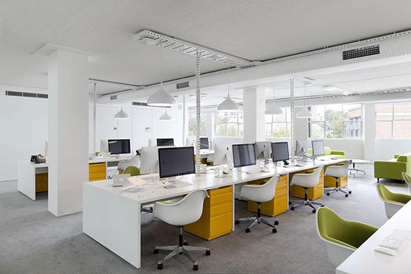 Phong thủy trong thiết kế nội thất văn phòng
