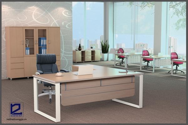 Bàn làm việc Hòa Phát có nhiều mẫu sản phẩm giá phù hợp với nguồn tài chính chung của các cơ quan, doanh nghiệp