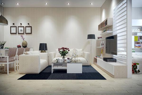 Thi công nội thất trọn gói giúp tiết kiệm chi phí