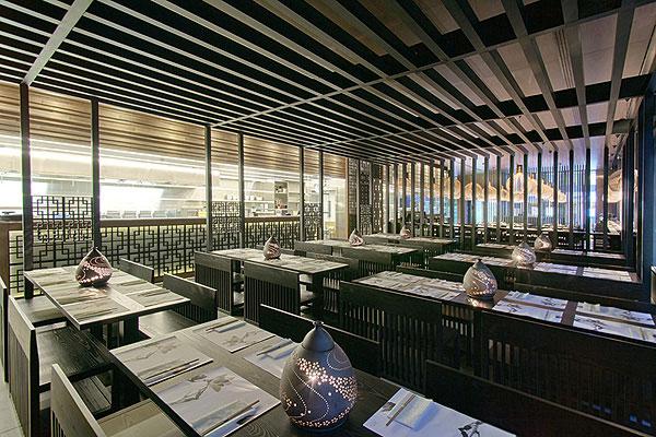 Thiết kế nội thất cho nhà hàng theo phong cách Hàn Quốc