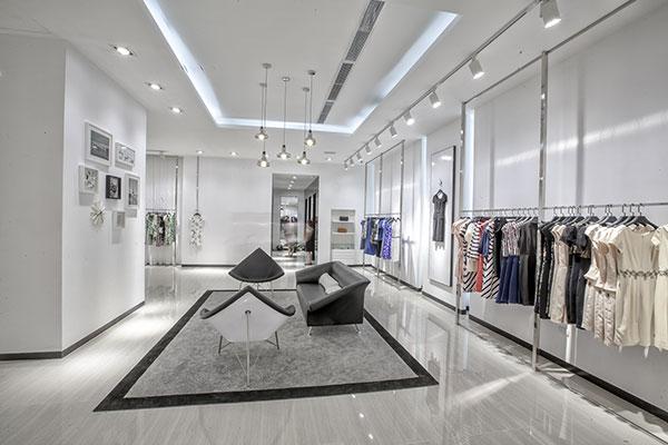 Tầm quan trọng của thiết kế nội thất công ty thời trang