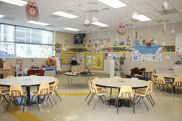 Thiết kế nội thất trường học phù hợp với phương pháp dạy học của nhà trường