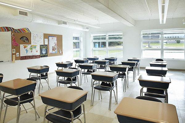 Thiết kế nội thất trường học phù hợp với điều kiện gia đình