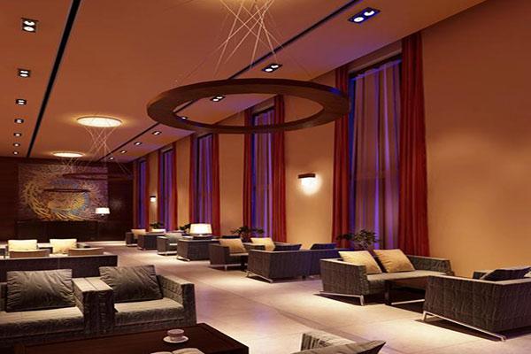 Thiết kế quán cafe văn phòng mẫu 03