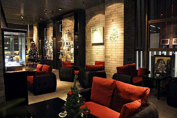 Thiết kế quán cafe văn phòng mang nét đẹp độc đáo, ấn tượng