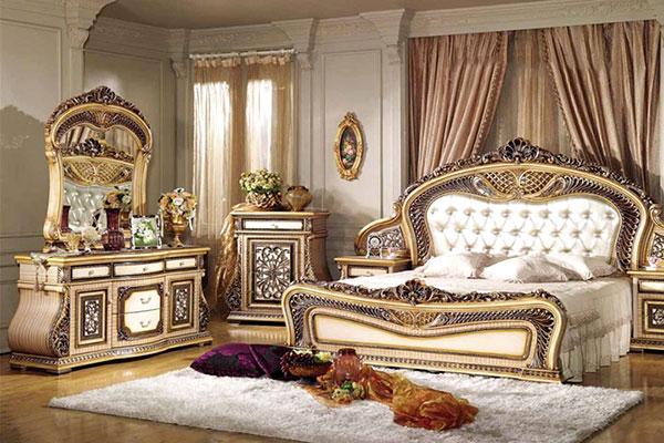 Thiết kế thi công nội thất gia đình phong cách cổ điển.