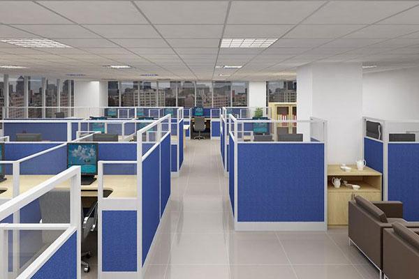 Thiết kế vách ngăn văn phòng