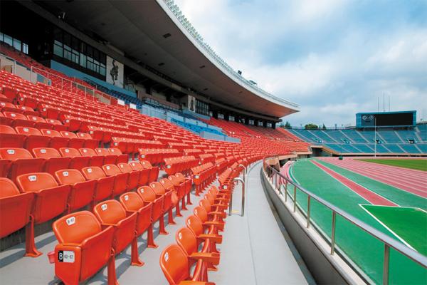 Lựa chọn màu sắc ghế sân vận động