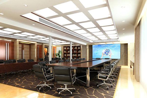 Tiêu chuẩn thiết kế văn phòng mới nhất phải đảm bảo công năng sử dụng của từng phòng ban.